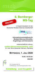 6. Bamberger MS-Tag
